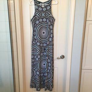 INC maxi dress